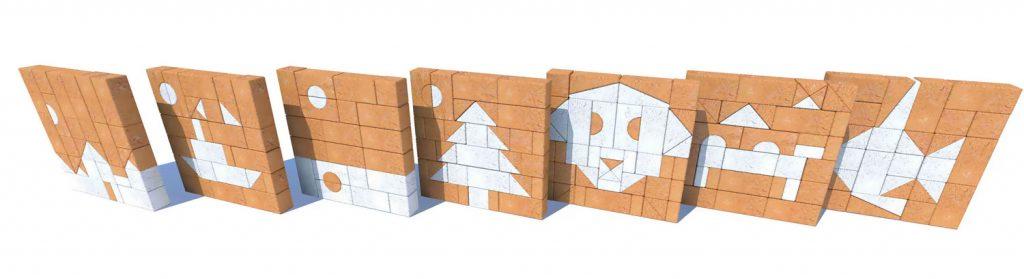 gioco puzzle 3D