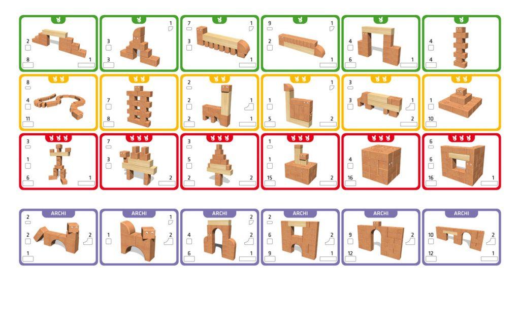 giochi interattivi ed esercizi con le carte matto